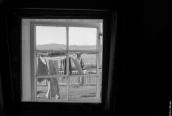 Homestead bunkroom, Island Hill, Mason Bay